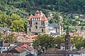 View of the Saint Stephen Cathedral of Cahors 01.jpg