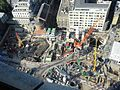 Views from Centrepoint - Tottenham Court Road Crossrail work.jpg