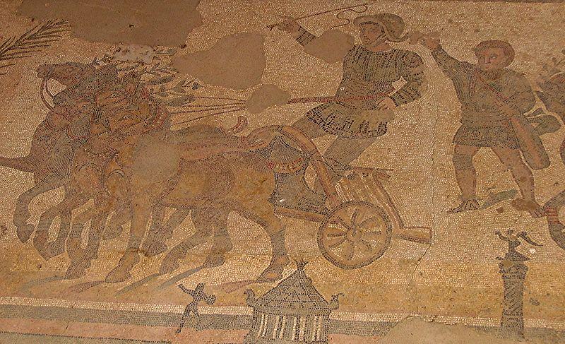 L'Antiquité 800px-Villa_Del_Casale_Char