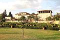 Villa la quiete, veduta dal giardino 09.JPG