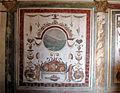 Villa medici, studiolo del cardinale, grottesche pareti 01.JPG