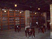 Vintage Room The Old Blandy Wine Lodge 2.JPG
