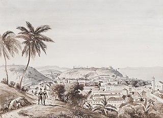 Vista Tomada de Santa Teresa