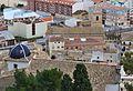 Vista de l'ermita de la Sang i l'església de l'Assumpció des del Castell, Castalla.jpg
