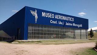 Colonel Jaime Meregalli Aeronautical Museum Aviation museum in Montevideo