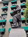 Vivaceta, Fermin estatua por Jose Carocca 20180115 fRF03.jpg