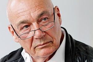 Vladimir Posner - Image: Vladimir Pozner by Augustas Didzgalvis