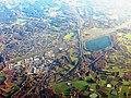 Vlandern Antwerpen Ranst-Oelegem Albertkanaal from southwest IMG 4055.JPG