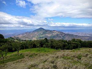 Tepesomoto-La Pataste Natural Reserve - Image: Volcán Tepesomoto