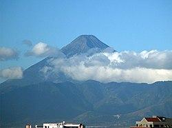הר הגעש אגואה (גואטמלה)