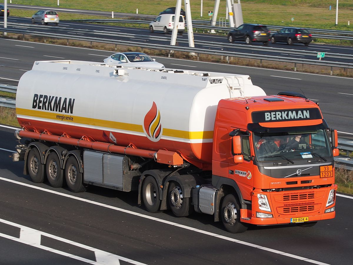 Px Volvo Fm C Fuelbowser Berkman on Volvo Truck Cab And Chassis