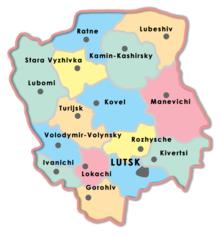 Volyn Oblast  Wikipedia