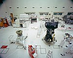 Voyager Proof Test Model and Cleanroom PIA21476.jpg