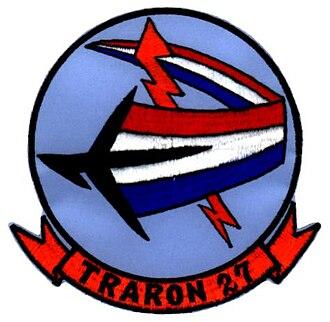 Naval Air Station Corpus Christi - Image: Vt 27a insig