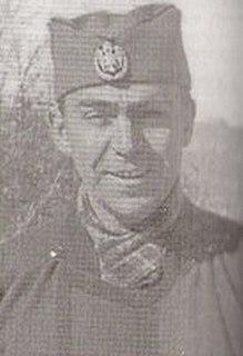 Vučko Ignjatović Serbian military officer