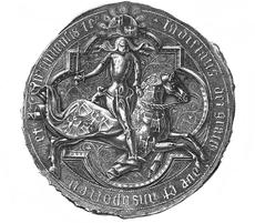 Władysław Opolczyk seal 1378