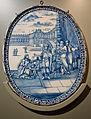 WLANL - MicheleLovesArt - Princessehof - Plaat met Esther en Koning Ahasveros.jpg