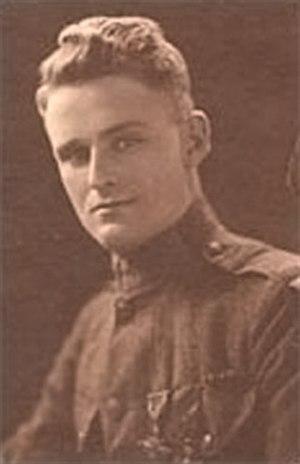 William March - Military Awards, c. 1918
