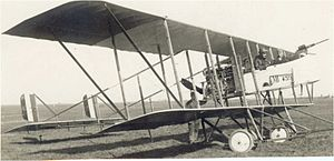 Farman MF.11 - Italian air force MF.11