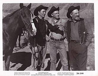 Wagon Master - Ben Johnson, Harry Carey, Jr. and Ward Bond