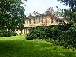 Walter Lowrie House (Princeton, New Jersey) United States historic place