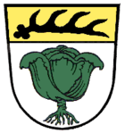 Das Wappen von Metzingen