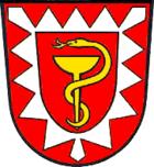 Das Wappen von Bad Nenndorf