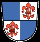 Das Wappen von Karlstadt