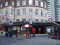 Warren Street stn entrance.JPG