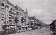 Warschauer Straße, Friedrichshain 1910