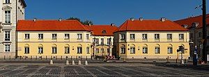 Theatre Square (Warsaw) - Blank Palace