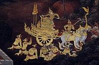 WatPhraKeaw Ramayana Chariot.JPG