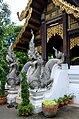 Wat Chet Yot 14 vihan B Nagas and Makaras.JPG