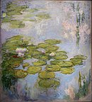 Water Lilies by Claude Monet, Fondation Beyeler 03.2.JPG