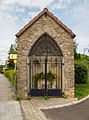 Wegkapelle Weiler-la-Tour, Hassel, Kierchepad 01.jpg