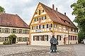 Weißenburg in Bayern, Martin-Luther-Platz 7a und 9 20170824 003.jpg