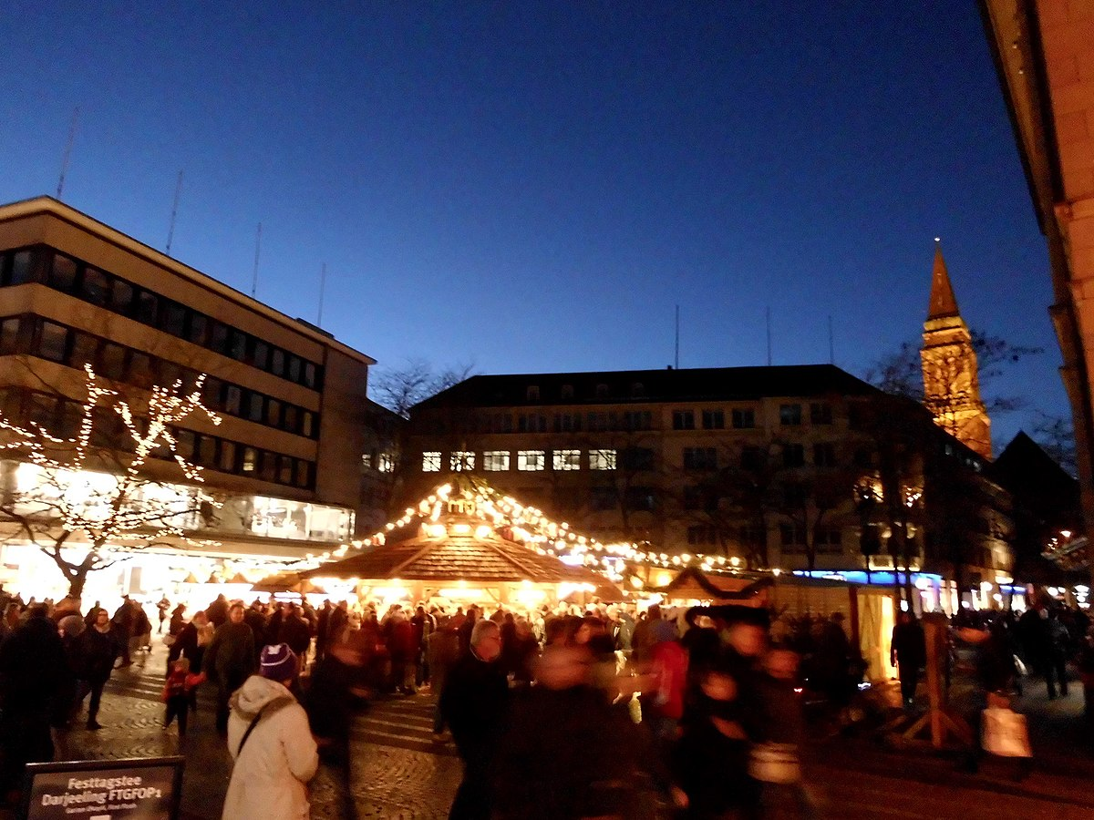 Kieler Weihnachtsmarkt – Wikipedia