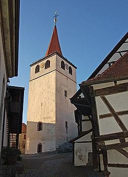 Weissach Kirchturm Gaden PF0731AB H