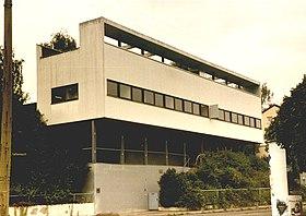 Weissenhof Siedlung, Στουτγκάρδη (1927)