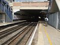 Wembley Central stn tube look north.JPG