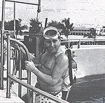 Wernher von Braun skin diving.jpg