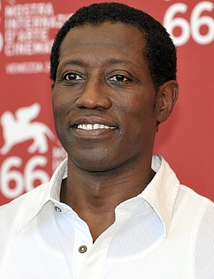 Wesley Snipes - Snipes in September 2009 at the 66th Venice International Film Festival