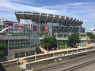 West 3rd station - Image: West 3rd station