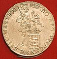 West Friesland, zilveren dukaat1794, Enkhoorn.JPG