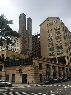 Bell Laboratories Building (Manhattan) United States historic place