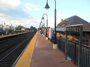 Westfield, New Jersey - Westfield Station