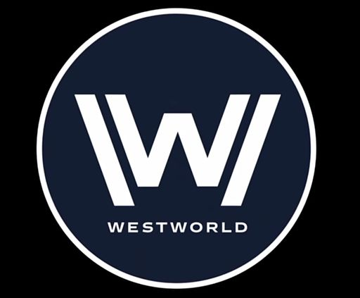 Westworld (TV series) title logo