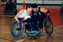 Wheelchair rugby Atlanta Paralympics.jpg