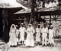 White nurses of the Union Minière du Haut Katanga April 1918.JPG
