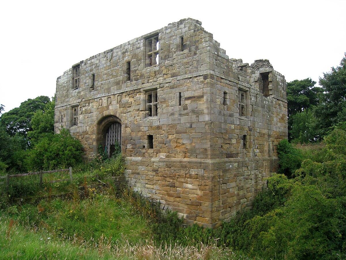 Whorlton Castle - Wikipedia